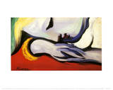En reposo Arte por Pablo Picasso