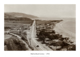 Malibu Beach Colony, 1944 Print