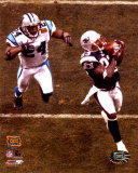 Deion Branch - Super Bowl XXXVIII - Touchdown©Photofile Photo