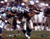 Troy Brown - Super Bowl XXXVIII - Action©Photofile Photo