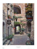 Italian Country Village II Posters by Roger Duvall