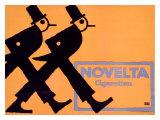 Novelta Cigaretten Giclee Print by Lucian Bernhard