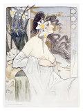 La Garonner Giclee Print by Arthur Foache