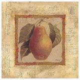 Pear Print by Pamela Murray