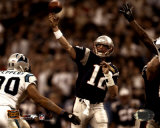 Tom Brady - Super Bowl XXXVIII - Passing©Photofile Photo