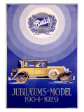 Jubilaeums Model Buick Giclee Print
