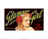 Glamour Girl Poster