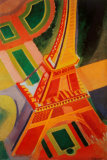 Torre Eiffel Lámina