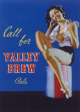 Valley Brew Print
