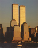 The Twin Towers Posters by James Marshall