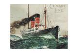 Cunard - Lamaria Prints