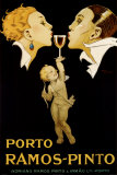 Porto Ramos Pinto Poster