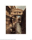 Venezia - Ponte Dei Sospiri Prints