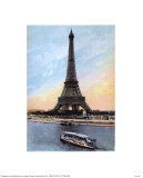 Paris - La Tour Eiffel Prints