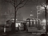 Night Time Coffee, London Print