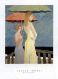 Melancolía en la costa Obra de arte por George Xiong