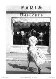 French Manicure Umělecké plakáty