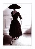 Vestida de negro Láminas