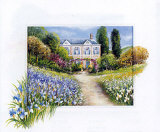 Memories of Giverney I Posters by Johan De Jong