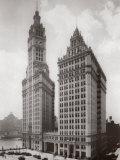 Wrigley Building  Chicago 1930