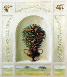 Orange Grove Prints by Julia Bonet
