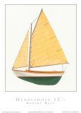 Herreshoff 12 1/2 Prints by Robert Duff