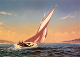 Friendship Sail Prints by Robert Duff