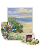 Near the Sea Prints by Katharina Schottler