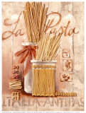 La Pasta Prints by Sonia Svenson
