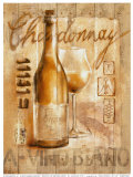 Chardonnay Prints by Sonia Svenson