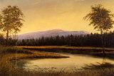 Magestic Landscape II Prints by Robert Duff