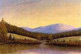 Magestic Landscape I Prints by Robert Duff