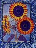 Flora Nouveau Prints by Marcus Uzilevsky