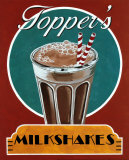 Milkshakes Posters par Catherine Jones
