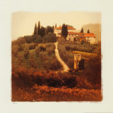 Villa I Prints by Amy Melious