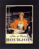 Soir De Paris Bourjois Posters