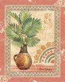 Palmier de fresque III Affiches par Pamela Gladding
