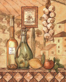 Flavors of Tuscany IV Art by Charlene Audrey