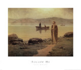 Follow Me Prints by Steve McGinty