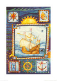 Nautica I Prints by Alexander Churchill