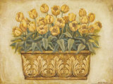 Yellow Tulips Posters by Eva Misa