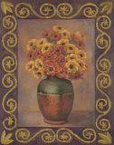 Anemones Poster by Eva Misa