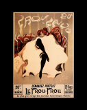 Le Frou Frou Posters by Lucien-Henri Weiluc