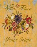 Pinot Grigio Posters par Pamela Gladding