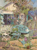 Summer Garden Plakater af Allayn Stevens