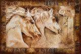 Messengers of Spirit Print by Annrika Mccavitt