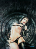 Dream in Year 2000 and 2000 Dreams Prints by Luis Royo