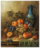 Antique Still Life III Prints by Corrado Pila