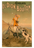 Cycles de Dion-Bouton Art