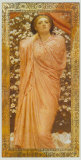 Golden Women IV Prints by Albert Joseph Moore